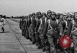 Image of West Point cadets get flight familiarization at Mitchel Field Hempstead New York USA, 1937, second 34 stock footage video 65675073087