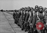 Image of West Point cadets get flight familiarization at Mitchel Field Hempstead New York USA, 1937, second 35 stock footage video 65675073087