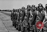 Image of West Point cadets get flight familiarization at Mitchel Field Hempstead New York USA, 1937, second 37 stock footage video 65675073087
