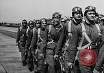Image of West Point cadets get flight familiarization at Mitchel Field Hempstead New York USA, 1937, second 38 stock footage video 65675073087