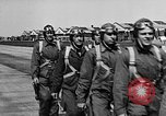 Image of West Point cadets get flight familiarization at Mitchel Field Hempstead New York USA, 1937, second 40 stock footage video 65675073087