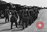 Image of West Point cadets get flight familiarization at Mitchel Field Hempstead New York USA, 1937, second 44 stock footage video 65675073087
