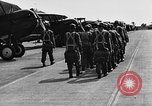 Image of West Point cadets get flight familiarization at Mitchel Field Hempstead New York USA, 1937, second 46 stock footage video 65675073087