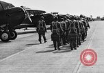 Image of West Point cadets get flight familiarization at Mitchel Field Hempstead New York USA, 1937, second 47 stock footage video 65675073087