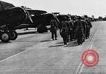 Image of West Point cadets get flight familiarization at Mitchel Field Hempstead New York USA, 1937, second 49 stock footage video 65675073087