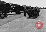 Image of West Point cadets get flight familiarization at Mitchel Field Hempstead New York USA, 1937, second 50 stock footage video 65675073087
