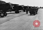 Image of West Point cadets get flight familiarization at Mitchel Field Hempstead New York USA, 1937, second 53 stock footage video 65675073087