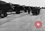 Image of West Point cadets get flight familiarization at Mitchel Field Hempstead New York USA, 1937, second 54 stock footage video 65675073087