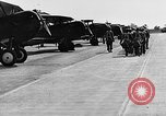 Image of West Point cadets get flight familiarization at Mitchel Field Hempstead New York USA, 1937, second 55 stock footage video 65675073087