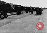 Image of West Point cadets get flight familiarization at Mitchel Field Hempstead New York USA, 1937, second 57 stock footage video 65675073087