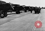 Image of West Point cadets get flight familiarization at Mitchel Field Hempstead New York USA, 1937, second 58 stock footage video 65675073087