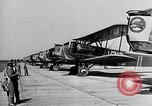 Image of West Point cadets get flight familiarization at Mitchel Field Hempstead New York USA, 1937, second 60 stock footage video 65675073087