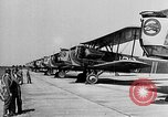 Image of West Point cadets get flight familiarization at Mitchel Field Hempstead New York USA, 1937, second 61 stock footage video 65675073087