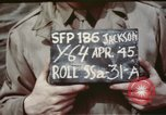 Image of Allied attack Germany, 1945, second 4 stock footage video 65675073105