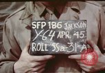 Image of Allied attack Germany, 1945, second 5 stock footage video 65675073105