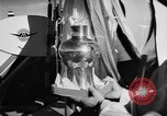 Image of DC-7 christening ceremony San Francisco California USA, 1957, second 13 stock footage video 65675073133