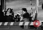 Image of DC-7 christening ceremony San Francisco California USA, 1957, second 21 stock footage video 65675073133