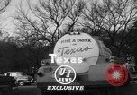 Image of water rescue tanker Austin Texas USA, 1949, second 20 stock footage video 65675073136
