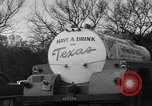 Image of water rescue tanker Austin Texas USA, 1949, second 22 stock footage video 65675073136