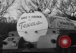 Image of water rescue tanker Austin Texas USA, 1949, second 23 stock footage video 65675073136