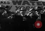 Image of water rescue tanker Austin Texas USA, 1949, second 60 stock footage video 65675073136