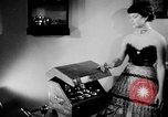 Image of lifestyle France, 1949, second 9 stock footage video 65675073140