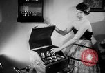 Image of lifestyle France, 1949, second 11 stock footage video 65675073140