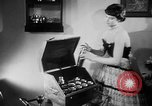 Image of lifestyle France, 1949, second 13 stock footage video 65675073140