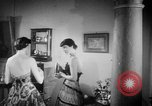 Image of lifestyle France, 1949, second 16 stock footage video 65675073140