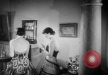 Image of lifestyle France, 1949, second 17 stock footage video 65675073140