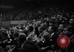 Image of ice hockey match New York United States USA, 1949, second 17 stock footage video 65675073141