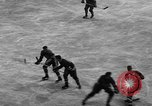 Image of ice hockey match New York United States USA, 1949, second 23 stock footage video 65675073141