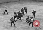 Image of ice hockey match New York United States USA, 1949, second 37 stock footage video 65675073141