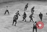 Image of ice hockey match New York United States USA, 1949, second 38 stock footage video 65675073141
