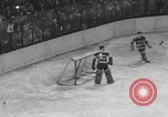 Image of ice hockey match New York United States USA, 1949, second 48 stock footage video 65675073141