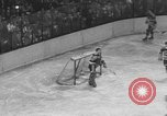 Image of ice hockey match New York United States USA, 1949, second 49 stock footage video 65675073141