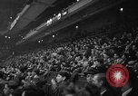 Image of ice hockey match New York United States USA, 1949, second 50 stock footage video 65675073141