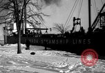 Image of lake freighters Quebec Canada Lachine, 1936, second 61 stock footage video 65675073142
