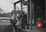 Image of children at workshop Santa Claus Indiana USA, 1936, second 17 stock footage video 65675073146