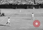 Image of United States Tennis Open Doubles final Massachusetts United States USA, 1962, second 10 stock footage video 65675073157