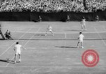 Image of United States Tennis Open Doubles final Massachusetts United States USA, 1962, second 11 stock footage video 65675073157
