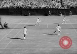 Image of United States Tennis Open Doubles final Massachusetts United States USA, 1962, second 12 stock footage video 65675073157