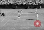 Image of United States Tennis Open Doubles final Massachusetts United States USA, 1962, second 13 stock footage video 65675073157