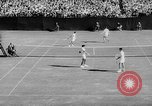 Image of United States Tennis Open Doubles final Massachusetts United States USA, 1962, second 14 stock footage video 65675073157