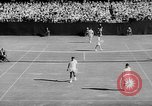Image of United States Tennis Open Doubles final Massachusetts United States USA, 1962, second 17 stock footage video 65675073157