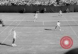 Image of United States Tennis Open Doubles final Massachusetts United States USA, 1962, second 21 stock footage video 65675073157