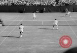 Image of United States Tennis Open Doubles final Massachusetts United States USA, 1962, second 22 stock footage video 65675073157