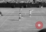 Image of United States Tennis Open Doubles final Massachusetts United States USA, 1962, second 23 stock footage video 65675073157