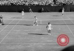 Image of United States Tennis Open Doubles final Massachusetts United States USA, 1962, second 25 stock footage video 65675073157