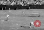 Image of United States Tennis Open Doubles final Massachusetts United States USA, 1962, second 28 stock footage video 65675073157